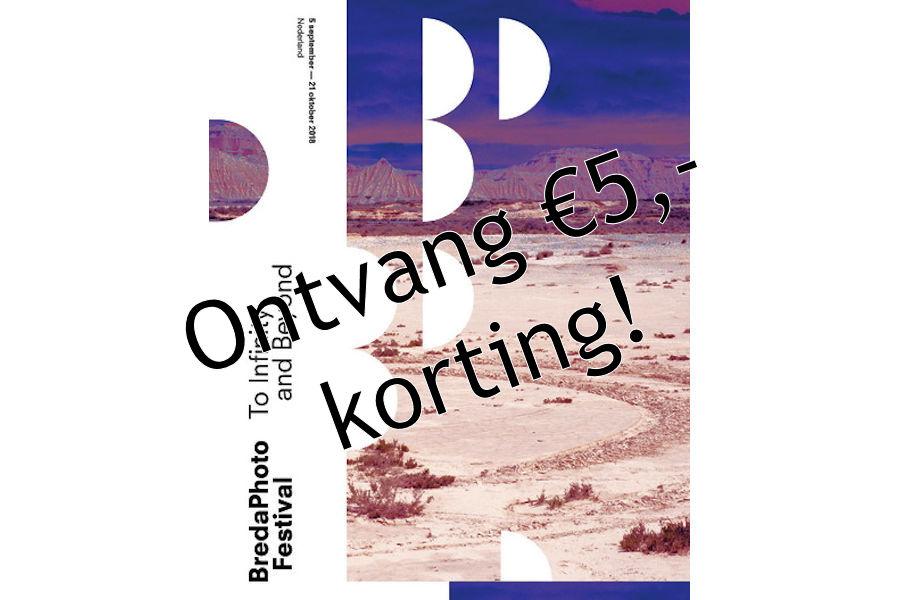 €5 Korting Op Je BredaPhoto Ticket